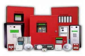 FIRE ALARM SYSTEM & ACCESSORIES